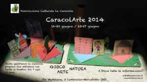 CaracolArte 2014 mail