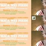 L'Africa nei piedi
